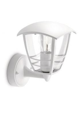 Philips myGarden Creek Væglampe op Hvid
