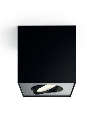 Philips myLiving Box Spot LED Sort