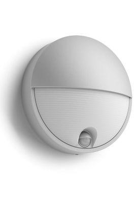 Philips myGarden Capricorn Væglampe LED Grå m. sensor