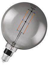LEDVANCE SMART+ Bluetooth - E27 White XL Globe - Røg