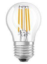 LEDVANCE SMART+ WiFi - E27 White Krone - Klar