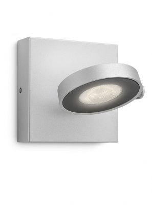 Philips myLiving Clockwork Spot LED Aluminium