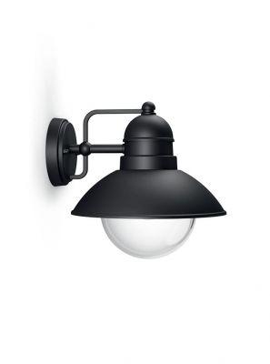 Philips myGarden Hoverfly Væglampe Sort