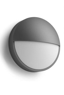 Philips myGarden Capricorn Væglampe LED Antracit