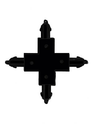 Halo Design - Track - X-stykke - Sort