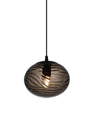 Halo Design - Handmade Pendel - Smoked Ø22cm
