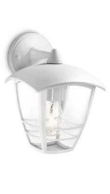 Philips myGarden Creek Væglampe ned Hvid