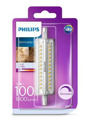 R7S - Philips LED Pære 14W - 1800lm (Lyskilder)
