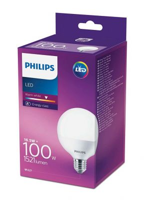 E27 - Philips LED Pære 16.5W - 1521lm (Lyskilder)