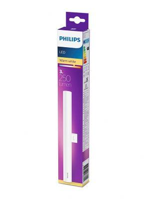 S14D - Philips LED Lysrør 3W - 250lm (Lyskilder)