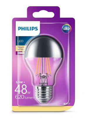 E27 - Philips LED Pære 5.5WW - 620lm (Lyskilder)