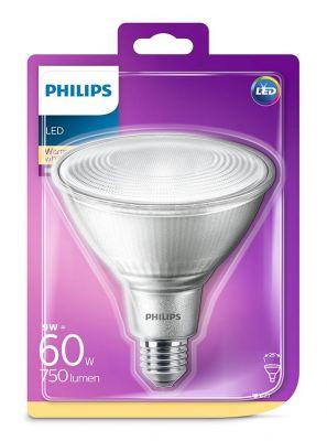 E27 - Philips LED Spot 9W - 700lm (Lyskilder)