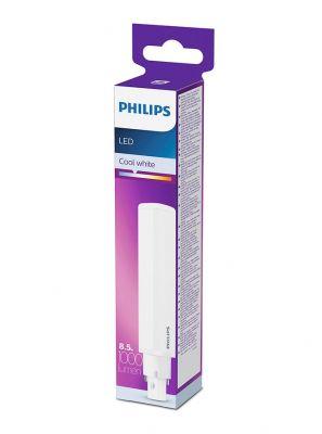 G24D-3 - Philips LED Lysrør 8.5W - 1000lm (Lyskilder)