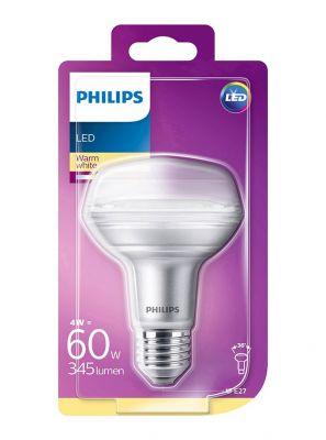 E27 - Philips LED Spot 4W - 410lm (Lyskilder)