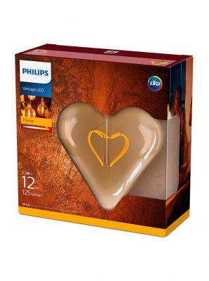 E27 - Philips LED Pære 2.3W - 125lm (Lyskilder)