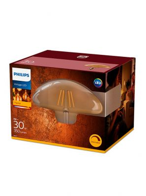 E27 - Philips LED Pære 5W - 350lm (Lyskilder)