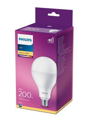 E27 - Philips LED Pære 30W - 3450lm (Lyskilder)