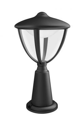 Philips myGarden Robin Stander-/søjlelampe LED lav Sort