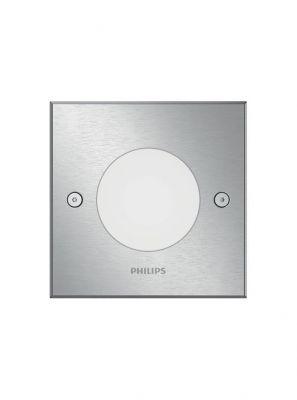 Philips myGarden Crust Indbygningsspot LED Inox