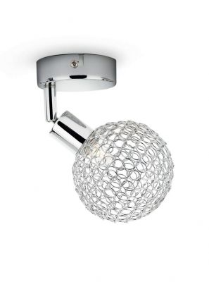 Philips myLiving Net Spot LED Krom