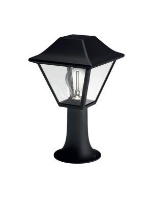 Philips myGarden Alpenglow Stander-/søjlelampe lav Sort