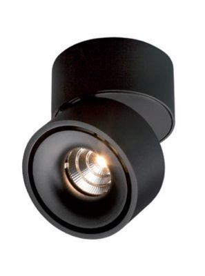 ANTIDARK - EASY W75 Væg-/Loftlampe - Sort