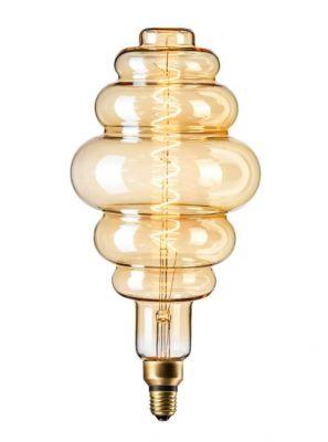 Calex XXL Paris LED lampe - Gylden - 6W
