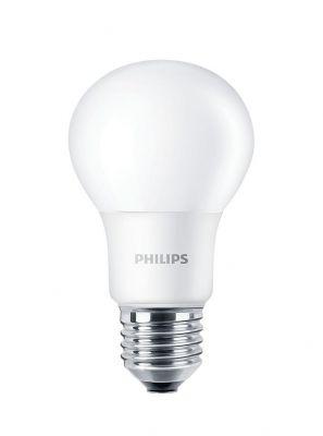 E27 Philips CorePro LED Pære - Mat - 7,5W - 806lm
