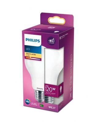 E27 - Philips LED Pære - Mat - 13W - 2000lm