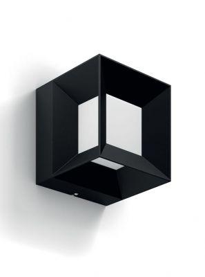 Philips myGarden Parterre Væglampe LED Sort