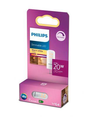 G4 - Philips LED Stiftpære 2.1W - 210lm