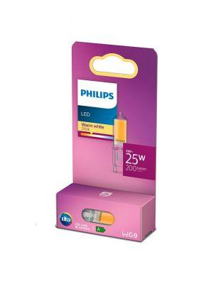 G9 - Philips LED Stiftpære 2W - 200lm