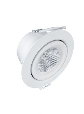 HiluX D3 Gen2 LED Spot 4,2W - Ra97 - 430LM - 3000K - Hvid Udendørs