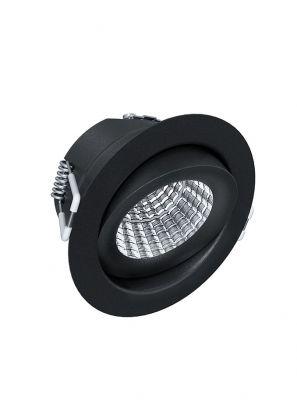 HiluX D8 LED Spot DimTone 6W 480Lm Ra97 - Sort