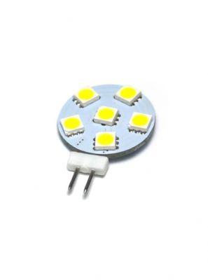 LED pære - G4 - 8 SMD LED - 360°