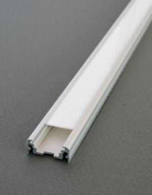 Aluminiumsprofil - Model S