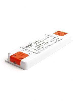 Snappy LED Strømforsyning - 12V - 20W - IP20