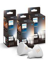 Philips Hue White Ambiance LED spot - GU10 - 6-pak