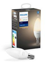 Philips Hue White LED pære - E14 Kerte