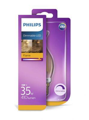 Philips Kerte LED (flamme) - 5W