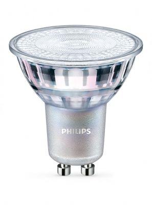 GU10 - PHILIPS Master LED Spot - 4,9W - Dæmpbar