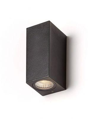 Rendl - KUBI II up/down udendørs lampe - 2X3W LED
