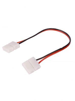 Single Color LED SmartClip dobbelt stik - 10mm
