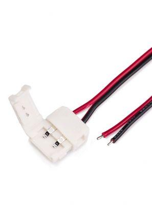 Single Color LED SmartClip m. ledning - 8mm