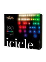Twinkly Istapper lyskæde - Speciel Edition - RGBW - 190 lys