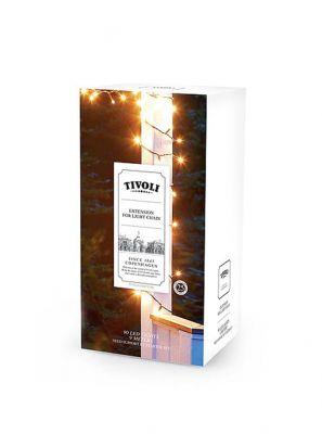 Tivoli LED Lyskæde - Udendørs Forlænger - 9m