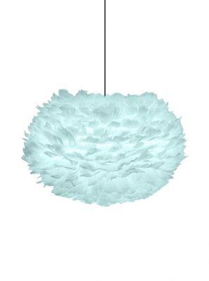 UMAGE Eos Fjer Pendel - Medium Lys Blå