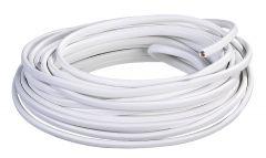 230V ledning - fladt - 10 meter