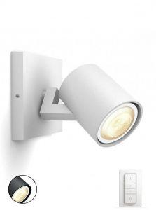 Philips Hue Runner Spot - Hvid med Dimmer Switch