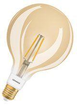 LEDVANCE SMART+ ZigBee - E27 White Globe - Gold